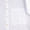 Winters Shirt - White Hemp