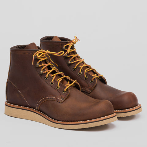 Rover Boot - Copper Rough & Tough 2950