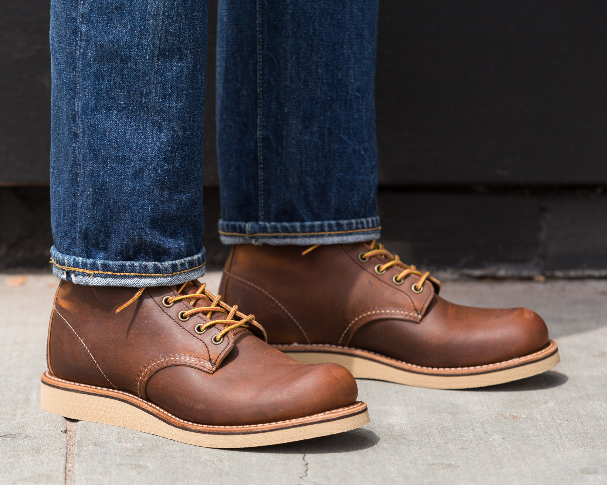 Red Wing Boots ROVER