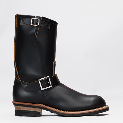 Engineer Boot - Black Klondike 2966 (S&S Exclusive)