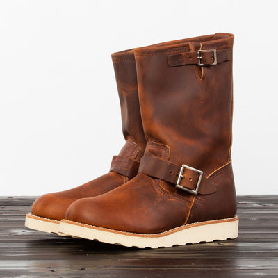 Engineer Boot - Copper Rough & Tough 2971