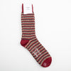 3Sixteen x CHUP Pineapple Forest Sock - Burgundy
