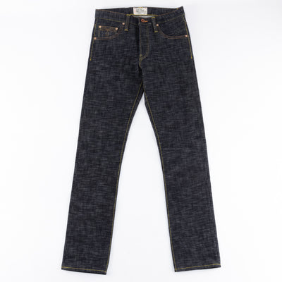 "7.75"" Cut - 18oz Over-Slub Selvedge Atlantic"