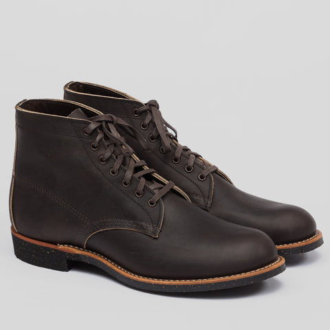8061 Merchant Boot - Ebony Harness Leather