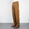8 Hour Union Brown Canvas Double Knee Trouser