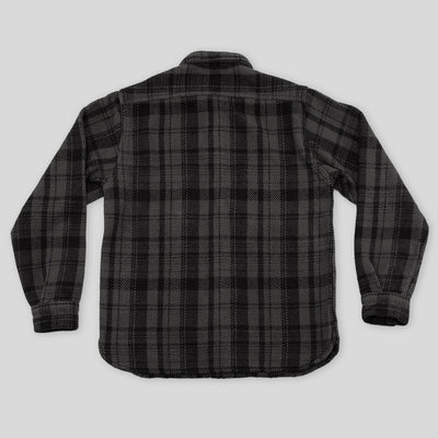 8 Hour Union Heavy Blanket Flannel Shirt - Chale