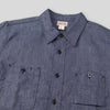 8 Hour Union Twist Chambray Shirt