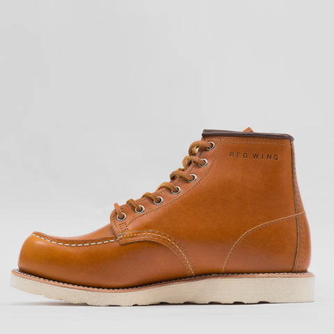 9875 Irish Setter Moc Toe - Golden Russet