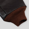 The Real McCoy's Type A-2 Leather Jacket - Seal Brown MJ18101