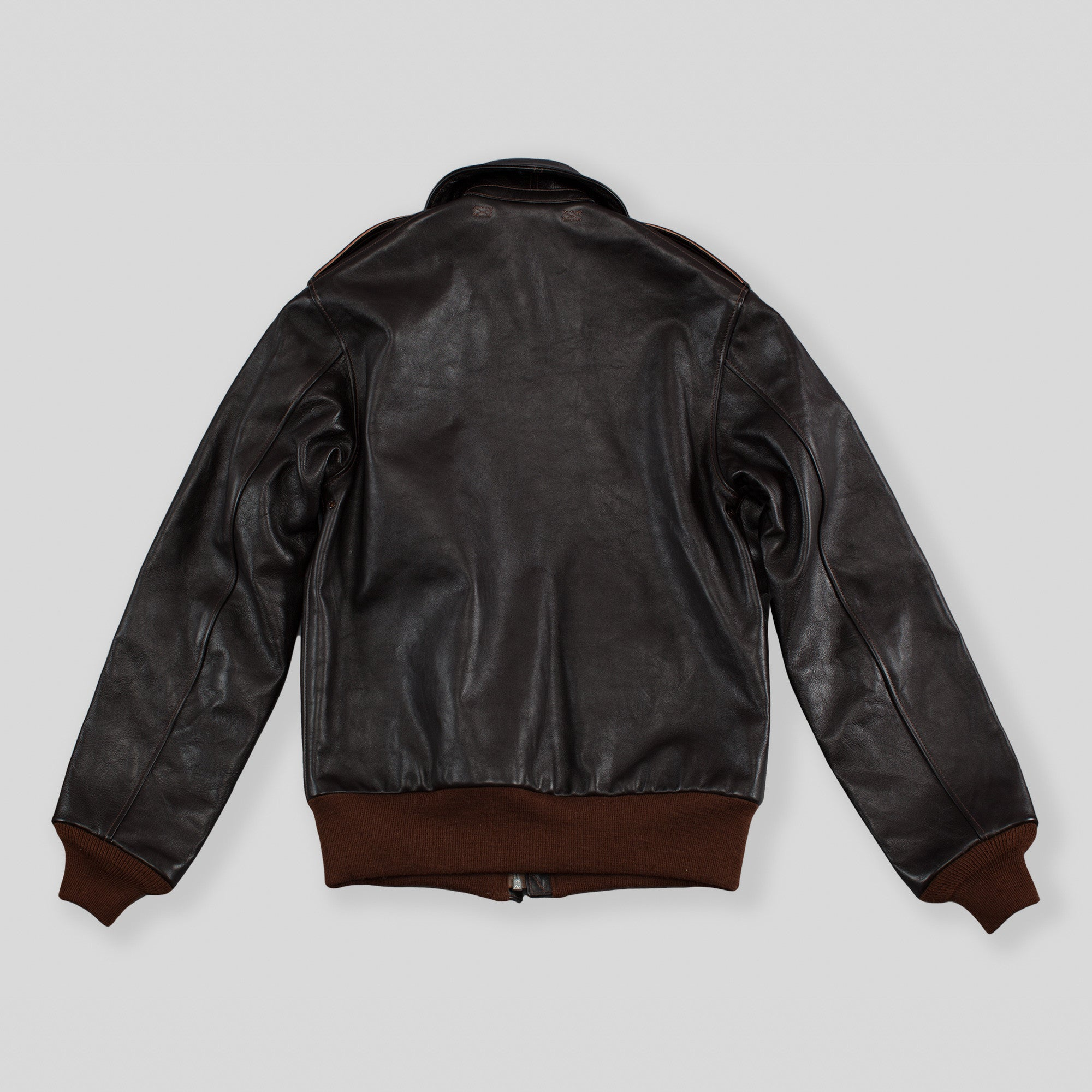 The Real McCoy's Type A-2 Leather Jacket