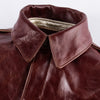The Real McCoy's Type A-2 Leather Jacket - Yume Korozen Dye