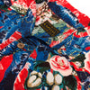 Aloha Shirt - Crash Denim Rayon - Red