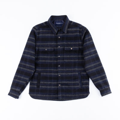 Alta Overshirt - Eclipse Blue