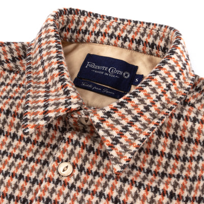 Alta Overshirt - Houndstooth Check