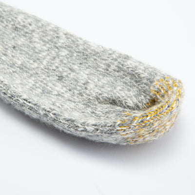 American Slub Sock - Grey