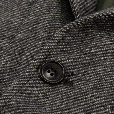 Anders Jacket - Dark Gray Shetland