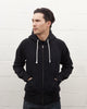 Joe McCoy Ball Park Full-zip Hoodie - Black