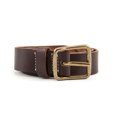 Leather Belt - Amber Pioneer