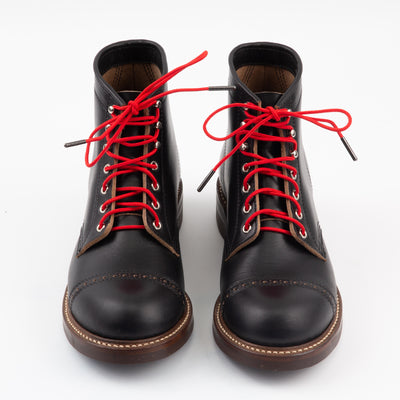 "Boot Lace - 54"" Portsalon Red"
