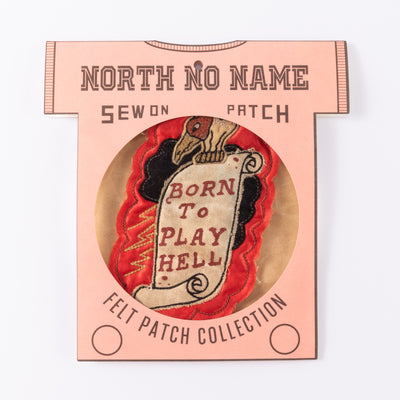Born To Play Hell Patch