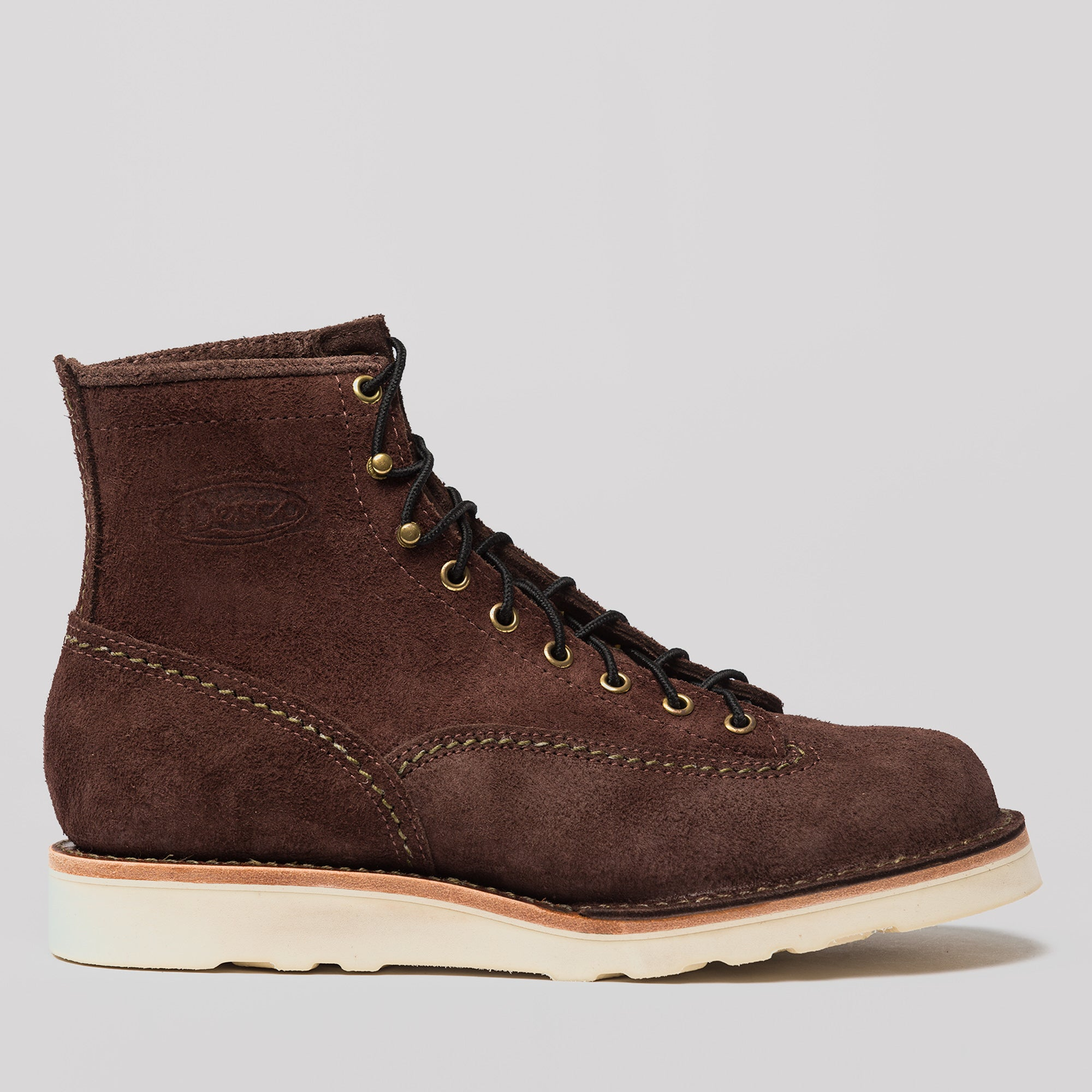 Wesco Ss X Brown Bender Boot Standard Strange Cut Engineer Classic Shoes Iron Safety Boots Leather Dark