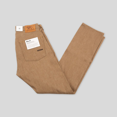 Buck Slim Tapered - Desert Denim 13.5 oz