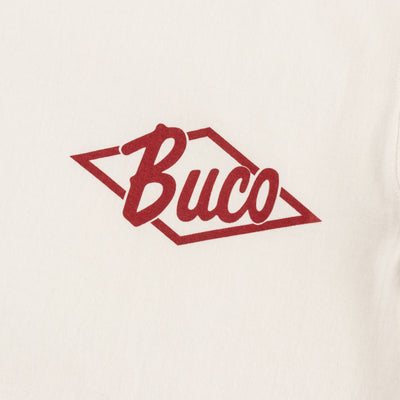 Buco Riding Togs Tee - Ecru