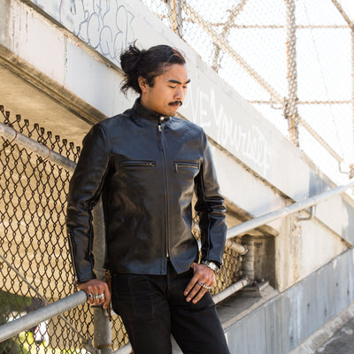 Buco J-100 Horsehide Leather Jacket