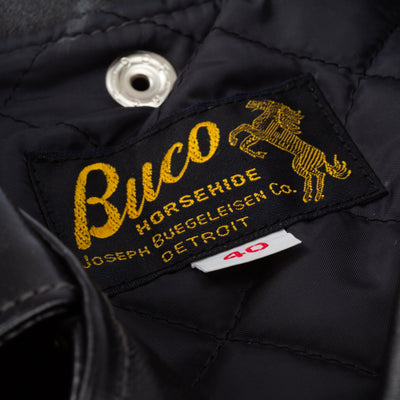 Buco J-24 Horsehide Leather Jacket