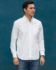 Button Down Shirt 01-8012 - White