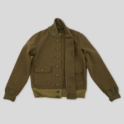 CCC Jacket - Olive Green