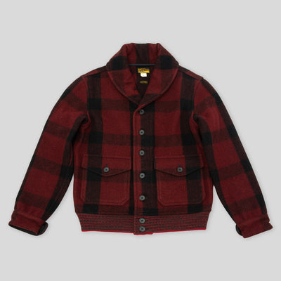CCC Jacket - Red Plaid