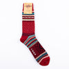 Vott Sock - Crimson
