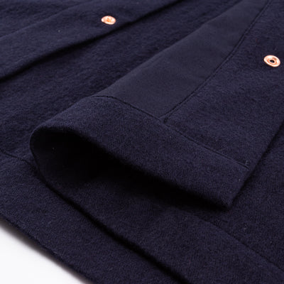 CPO Jacket - Navy Wool