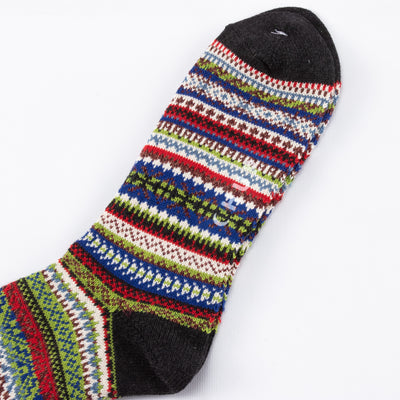 Caislean Sock - Charcoal