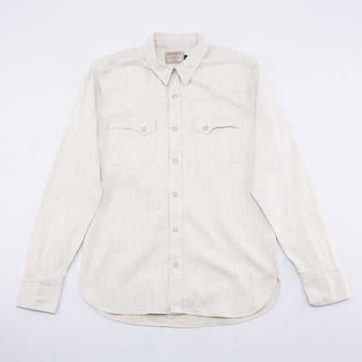 Calico Shirt - Cream
