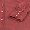 Calico Shirt - Washed Rust Twill