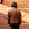 Californian Jacket - Havana Leather
