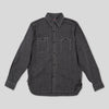 Chambray Work Shirt - Charcoal
