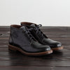 [Pre-order for December 2018 delivery] Steadfast Chukka Boot - Black French Calf