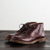 [Pre-order for December 2018 delivery] Steadfast Chukka Boot - Burgundy French Calf