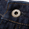 Circle Straight Fit Selvedge - 12.5oz Indigo