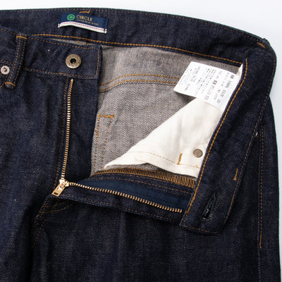 Japan Blue Jeans Circle Tapered Fit Selvedge - 12.5oz Indigo - Standard & Strange
