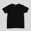 Clark Pocket Tee - Black