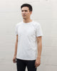 Clark Pocket Tee - White