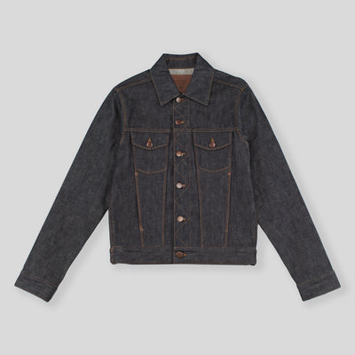 Classic Denim Jacket - Broken Twill