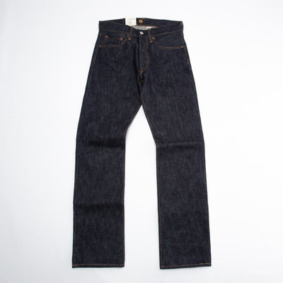 Indigofera Clint - 18oz Shiroyama Selvedge Denim - Standard & Strange