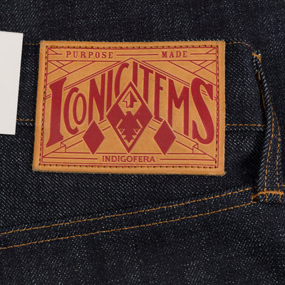 Clint - 18oz Shiroyama Selvedge Denim