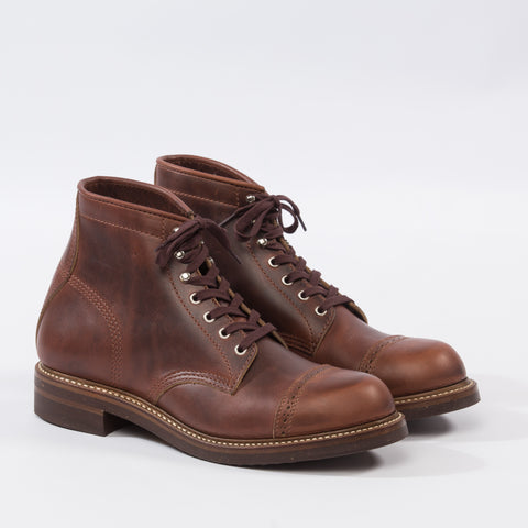 [Pre-order for January 2019 delivery] Combat Boots - Timber CXL