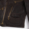Cooper 30s Sports Jacket - Black Horsehide